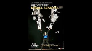Vignette de L'interview de Mikael Szanyiel est en ligne