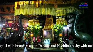 preview picture of video 'Thay pagoda Hanoi-Package Tours Vietnam- Master Pagoda Hanoi - Chua Thay Hanoi'