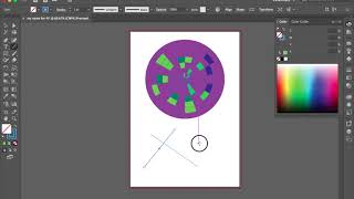 Adobe Illustrator live paint bucket