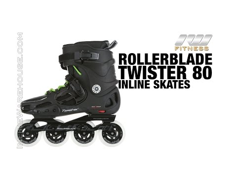 2015 Rollerblade Twister 80 Inline Skates for Men Review