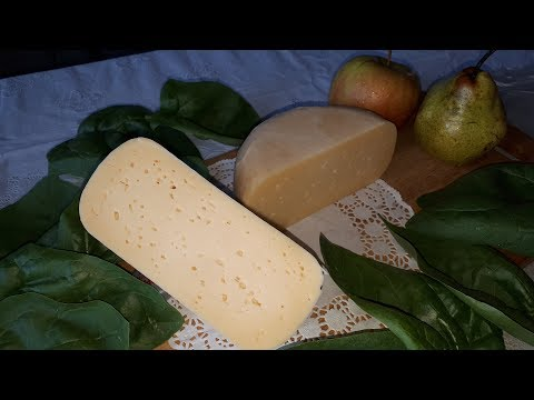 Гауда. Сыр в домашних условиях. Я сделала, а Вы?