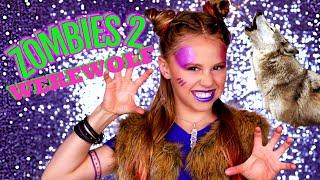 Disney ZOMBIES 2 Werewolf Makeup And Costume