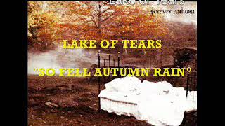 Lake of Tears - So Fell Autumn Rain (Subtitulado al español)