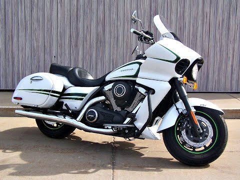 2016 Kawasaki Vulcan 1700 Vaquero ABS in Erie, Pennsylvania - Video 1