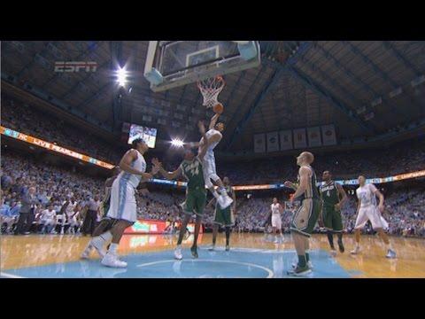 Video: J.P. Tokoto monster dunk vs UAB