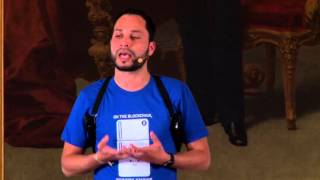 Bitcoin is poised to change society | Ricardo Ferrer Rivero | TEDxIngolstadt