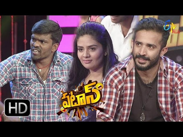 Patas – 8th February 2018 – Full Episode | Students Special | ETV Plus