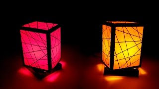 How To Make A Night Lamp