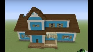 Minecraft Bendy and The Ink Machine House Build Update
