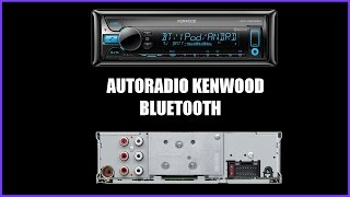 INSTALLATION AUTO-RADIO #kenwood kdc-x5000bt