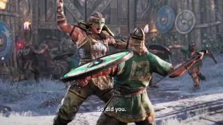 VideoImage2 FOR HONOR: Marching Fire Edition