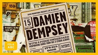 Damien Dempsey - Hold Me (Live)