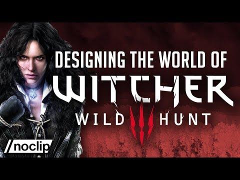 Jak vznikal svět Zaklínače 3 - Witcher Documentary