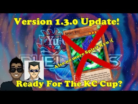 Yu-Gi-Oh Duel Links - Late Night Update on Ver. 1.3.0. And What's Coming Up on the Channel!