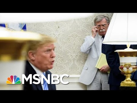 NYT: John Bolton Ordered Trump Aide To Alert WH Lawyers About Ukraine | The 11th Hour | MSNBC