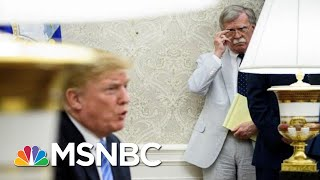 NYT: John Bolton Ordered Trump Aide To Alert WH Lawyers About Ukraine   The 11th Hour   MSNBC
