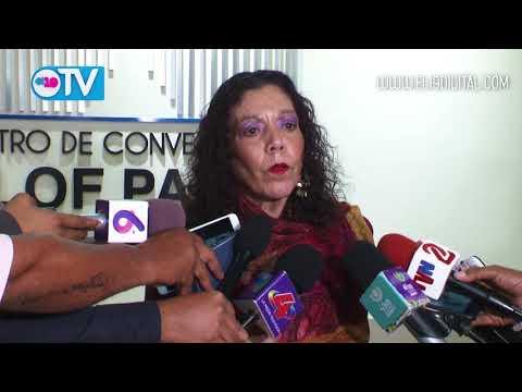 Rosario reflexiona sobre la importancia de seguir fomentando una Cultura de Paz y Reconciliación