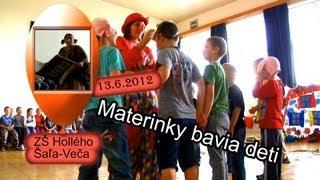 preview picture of video 'ZŠ Hollého a Materinky Šaľa'