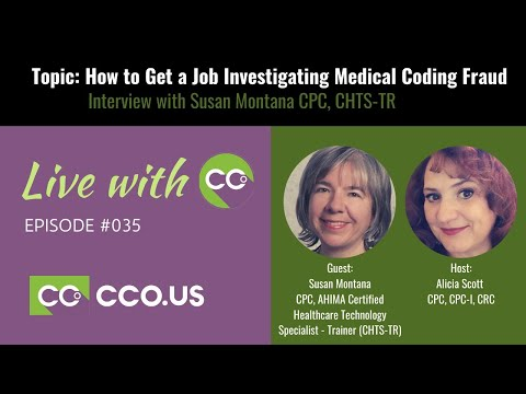 How to Get a Job Investigating Medical Coding Fraud | Live with ...
