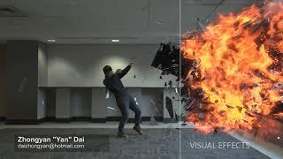 Sheridan College Visual Effects & Digital Creature Animation Highlight Reel