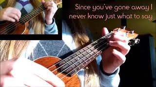 Cars And Telephones Arcade Fire Ukulele Cover