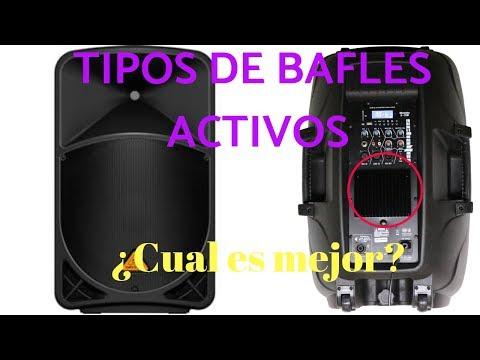 ¿COMO ELEGIR EL MEJOR BAFLE AMPLIFICADO? / LECCION 1/ TIPOS DE BOCINAS AMPLIFICADAS