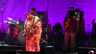 """Miss You"" Alabama Shakes@Mann Center Philadelphia 9/17/15 Sound & Color Tour"