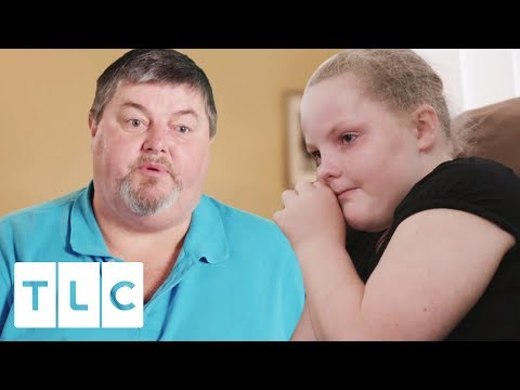 Tears Flow As Obese Patient Gets Ready For Bariatric Surgery | My 3000-lb Family