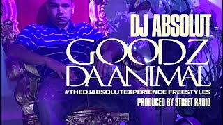 GOODZ DA ANIMAL / DJ ABSOLUT FREESTYLE | URLTV