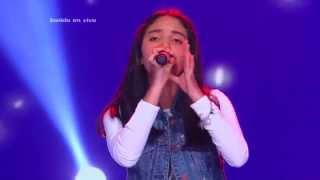 Jessica cantó Skyfall de Adele y P. Epworth – LVK Col – Audiciones a ciegas – Cap 14 – T2