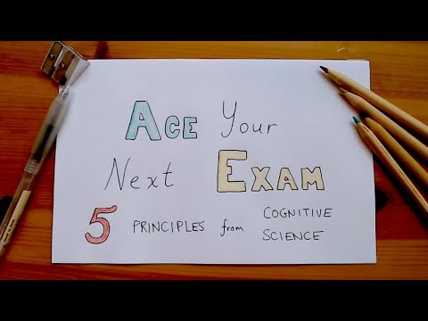 5 Scientific Steps to Ace Your Next Exam - YouTube