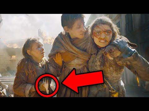 Game of Thrones 8x05 Breakdown! Kings Landing Battle Analysis!