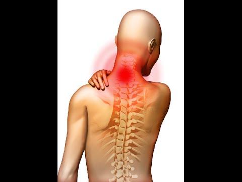 Сильная боль в шее и в спине