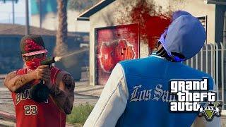 GTA 5   BLOODS VS CRIPS EP. 19 [HQ]