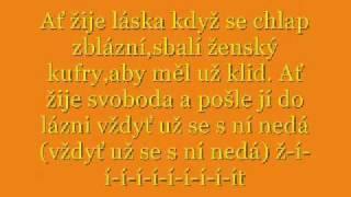 MAndrage-Františkovy lázně+text