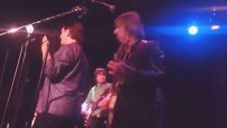 Chocolate Watchband -- it's all over now baby blue