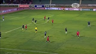 preview picture of video 'Universitario de Sucre 2 - 0 Deportes Iquique Copa Sudamericana 2014'