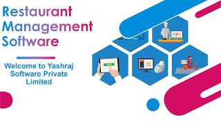 Restaurant Management Software | onlineyashraj.com