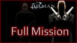Hitman Blood Money Walkthrough - Full Mission - Death On The Mississippi