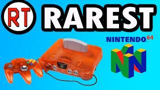 The Rarest N64 Consoles - dooclip.me