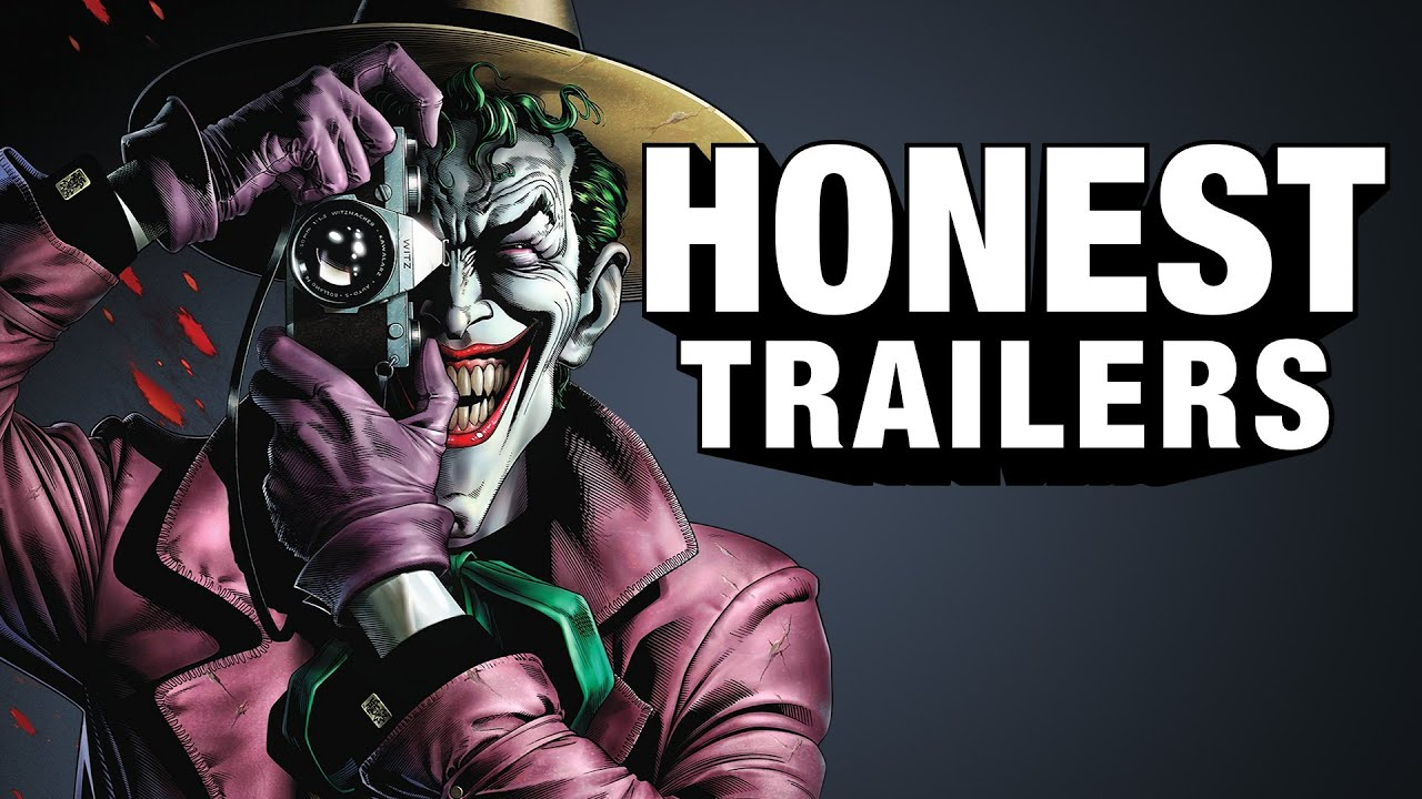 Honest Trailers Annihilates Batman: The Killing Joke