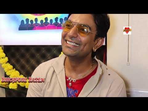 """Aditya Mohan At Opening Aakanksha Awasthi Production House """"AKS Pathshala Entertainment"""""""