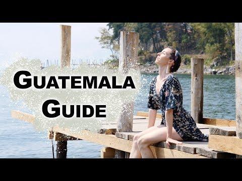The Guatemala Travel Guide | Antigua, Tikal, & Lake Atitlan