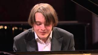 Daniil Trifonov – Andante spianato and Grande Polonaise Brillante, Op. 22 (second stage, 2010)