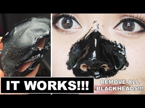 Buhok mask mula sa pating kartilago