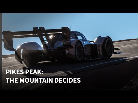2018 Pikes Peak: The Mountain Decides