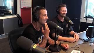 Jamie Milne interviewed post Hurt 100 on ABC Radio