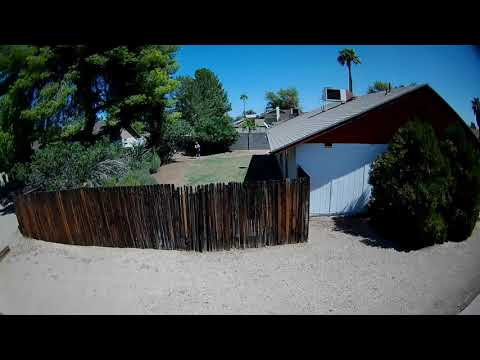 iFlight Cinebee 75HD - FPV Fat Shark Attitude V5 Around Front/Back Yard