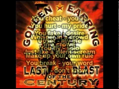 Golden Earring - Whisper In A Crowd (with Lyrics)