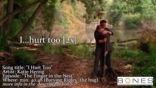 I Hurt Too by Katie Herzig with lyrics Video